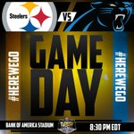 RT @steelers: Happy Game Day, #SteelersNation http://t.co/LeJsT2rH0a
