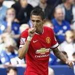 Angel Di Maria celebrating his goal vs Leicester #MUFC http://t.co/jXANOuR2ZO