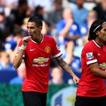 RT @BBCSport: HT: Leicester 1-2 #MUFC. Goals from van Persie and Di Maria keep the Reds in charge. http://t.co/iHON0wQURy #LEIMUN http://t.co/dtwhv5Cm7o