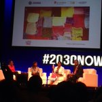 RT @_dianajin: The penguin that can save lives - discussions of maternal health at @plus_socialgood #2030Now with Malawi midwife http://t.co/fYeLdBVBu1