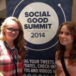 The next generation at the Social Good Summit. Loving and inspired by the speakers, topics, passions! #2030now http://t.co/5Nq5PMbthv