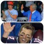 #HighFiveCity #Patriots http://t.co/Axbgnr7jAu