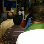 RT @PTIofficial: @ImranKhanPTI leads by example- standing in a queue at the airport!! #SayNo2VIPCulture http://t.co/cR9RduB8eL