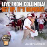 College GameDay is heading to Columbia, SC! #GetUp4GameDay http://t.co/0gGr5U6Cx5