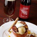 アップルパイ風味のクラフトビール「アップルシナモンエール」限定発売 http://t.co/Ea9Vq1KoFt http://t.co/xqtmhbEDDe