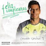 RT @ClubSantos: El día de hoy felicitamos a nuestro #Guerrero #OswaldoSánchez http://t.co/LeeWoojwNQ