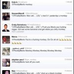 RT @MerseyReds1: Disgusting racist tweets sent to Mario Balotelli by Utd fans. I hope police find them. #SayNoToRacism http://t.co/ufVUhjkO5H