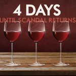 And then there were four...#Scandal #TGIT http://t.co/DQWp0ZkOuQ