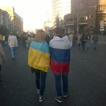 RT @Voproskin: Вот как-то так у нас на Марше мира в Москве сегодня ... http://t.co/1DrNxd1neV