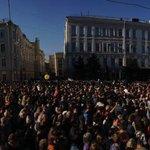 "RT @vkaramurza: #МаршМира в Москве. 21 сентября 2014. ""Жалкая кучка национал-предателей"" (TM) http://t.co/XevI0d20Ky"