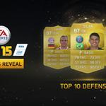 Who are the Top 10 defensive players in #FIFA15? We have the answer: http://t.co/uDzSgdZjh8 #FIFA15Ratings