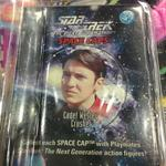 Look out, Alf... Wesley Crusher is back... in POG form.