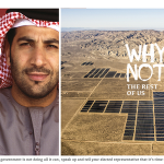 RT @ClimateReality: Built on oil, Saudi Arabia, is leading in renewable energy. Why not all of us? Its why we #PeopleClimateMarch http://t.co/EVKr5p4eFX
