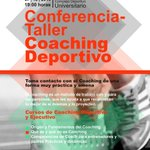 RT @raquel_casero: Conferencia-taller @coaching_uma, 7 de octubre, sala de Formación Complejo Deportivo @deportesuma http://t.co/I5eBYnHwii