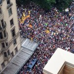 RT @Peoples_Climate: #peoplesclimate This is Central Park West and 72nd Street right now. via @NoahFR http://t.co/WqBlfBAUKa
