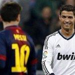 RT @RealGomezRM: Messi ha marcado 19 hat-tricks con el Barça en 11 temporadas. Cristiano ha marcado 20 con el Real Madrid sólo en 6. http://t.co/rIy9f78wMx