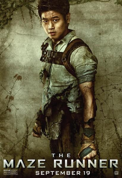S/o to #Cal alum @kihonglee, Minho in @MazeRunnerMovie. Listen to him on NPR http://t.co/DcIcVlWH3P http://t.co/ktj28Szl8Q