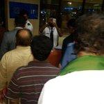 RT @AhmadWarraich19: Imran khan standing in line to board on plane today no to VIP culture http://t.co/4K4GfSBjiS