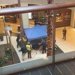 AHORA SANTIAGO: Mujer cae desde el sexto piso al interior del Costanera Center. (FOTO: @carlybsb) http://t.co/itkau1qXNo