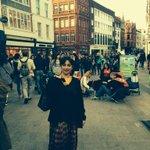 Aur ye main... Mujhe mast mahaul mein jeene do... Loved t buzz in t city http://t.co/2WR5eb46hF