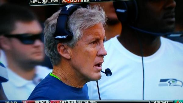 HAHAHAHAHA But but I'm @PeteCarroll you can't do that to us. #broncos http://t.co/H8m1TLwmLo