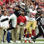 RT @SFGateSports: #49ers commit lots of penalties (again) and blow lead with a second half swoon (again) in 23-14 loss to #Cardinals http://t.co/ddc6EhoGGt