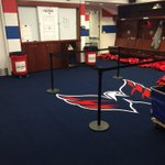 New addition to #Caps locker room this year. http://t.co/beMu3EFRCy