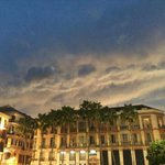 RT @mariviromero: Luz de #Málaga . Espectacular el atardecer de hoy (vía @malaga) http://t.co/gRjZYEgwXp
