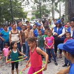 Ambiente y seguridad en Recreovia Parque Central de Choloma, gracias al apoyo de @JuanOrlandoH @ledita_25 #Sipodemos http://t.co/eVmHRsKYOZ