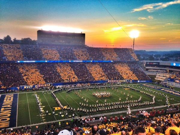 Almost heaven, West Virginia. http://t.co/fNdl5oq1AL