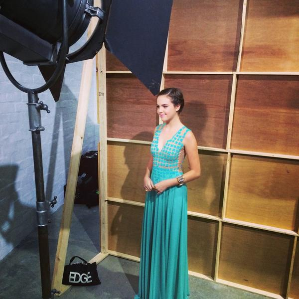 Now shooting BTS interview for #TeenPromMag with @baileemadison coming this winter! @coreprgroup http://t.co/FKm4xurq8u
