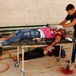 RT @alRifai1: 39 شهيداً بينهم 9 سيدات و4 أطفال وشهيد تحت #التعذيب وارتفاع شهداء سراقب بريف #إدلب إثر الغارات إلى 17 مدنيا . http://t.co/fL3Rm3aajd
