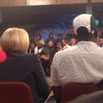 RT @alidreith: .@clairecmc and @TefPoe sitting next to each other at America After #Ferguson @TheNineNetwork @gwenifill @PBS http://t.co/pfs3bWFDLK
