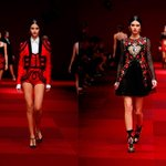 RT @fashionpressnet: ドルチェ&ガッバーナ 2015年春夏コレクションのキールックを公開。http://t.co/GFyeOROUHU http://t.co/YHriJnb9bI