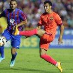 RT @FCBarcelona_es: FOTO - Pedro, el autor del 0-4 http://t.co/RngKRgmvaV http://t.co/yQUI5bHXkH