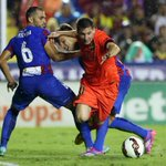 RT @FCBarcelona_es: Min 80: Levante, 0 - FC Barcelona, 5 #FCBlive http://t.co/oT2zzLXIZL