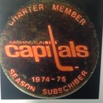 RT @HayleyMilon: Puck from the #caps first season! 40 years later http://t.co/0qtEziAEec