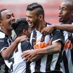 RT @atletico: Termina o jogo no Mineirão e o #Galo leva mais esse clássico! #Galo 3 x 2 Cruzeiro 2 gols de Carlos e 1 de Tardelli. http://t.co/eOOjM5VmR6