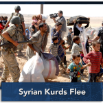 RT @NewsHour: 100k people, mostly Syrian Kurds, have fled to Turkey during the past week as ISIS troops advanced #NewsHourLive http://t.co/ir6tPuqPYp