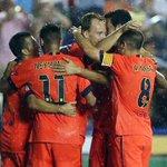 RT @FCBarcelona_es: Levante UD 0-5 FC Barcelona (crónica): El líder golea sin piedad http://t.co/eylx23pqDJ http://t.co/QyH9ch2BVo