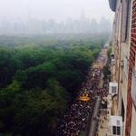 RT @micnews: Heres what New York Citys #PeoplesClimateMarch looked like from the air today http://t.co/Cwj6rVYHna http://t.co/M0OI049bbU