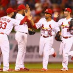 Cardinals clinch postseason berth thanks to Brewers loss. St. Louis has made playoffs in 4 straight seasons. http://t.co/6sIKbD1W5T
