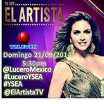 ¡ATENCIÓN VENEZUELA! Hoy a las 5:30 PM comienza #YSEA #YoSoyElArtista por @TelevenTV conducido por @LuceroMexico http://t.co/pdkwZG3Bzi