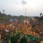 RT @ImranKhanPTI: Khi jalsa proves whole nation united for justice & change. #GoNawazGo is echoing throughout the Land. http://t.co/W3ym9Bgd5F