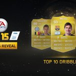On Saturday, we revealed the Top 10 Dribblers in #FIFA15: http://t.co/nu3kRFBhOB  #FIFA15Ratings