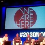 Alicia Keys + #WeAreHere partners = better future for our children #2030NOW #atlascorps http://t.co/mwfbWgALk0