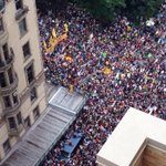 RT @Michelle9647: Incrediable photos of the #PeoplesClimate capturing the power of the Protest in New York. Posted by @NoahFR http://t.co/1QvLo5nuf0
