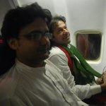 I witnessed IK travelling among common Pakistanis in #Karachi-#Islamabad flight. No #VIP culture ! @FaisalJavedKhan http://t.co/Qd4xjAQzQX
