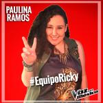 RT @LaVozMexico: Bienvenida @PauChinaOficial ya eres parte del #EquipoRicky en #LaVozMexico #LoMejorDeLaVoz http://t.co/WYvjhuw0nZ
