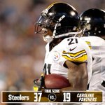 #SteelersNation your Steelers win 37-19! #HereWeGo http://t.co/ncedyt8AY5